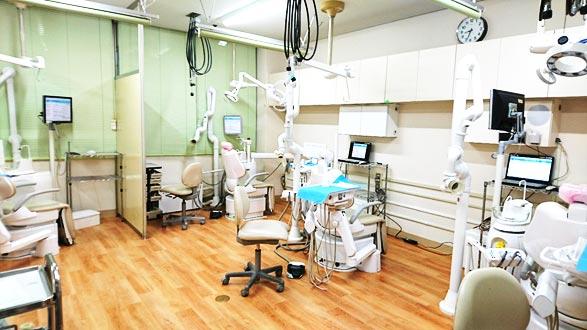 口腔外科治療室
